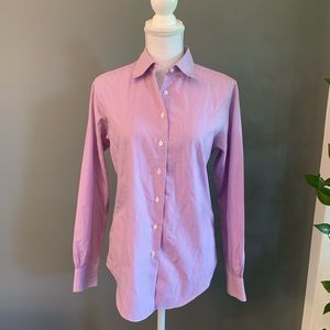 Brooks Brothers Purple Button Down~Size 6